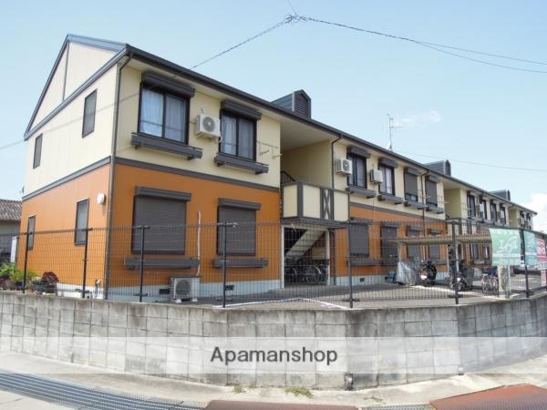 大阪府貝塚市、和泉橋本駅徒歩24分の築24年 2階建の賃貸アパート