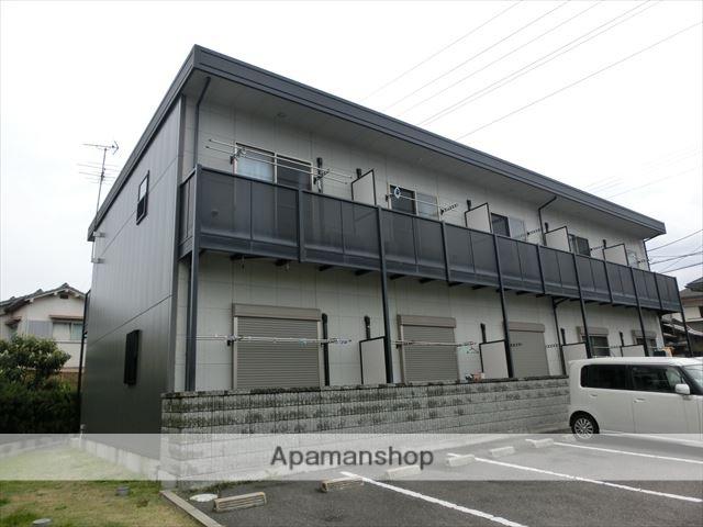 大阪府貝塚市、貝塚市役所前駅徒歩8分の築12年 2階建の賃貸アパート