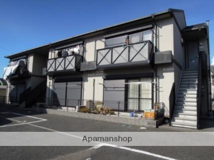 大阪府貝塚市、東貝塚駅徒歩10分の築20年 2階建の賃貸アパート