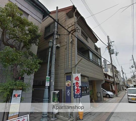 大阪府岸和田市、和泉大宮駅徒歩21分の築27年 5階建の賃貸マンション