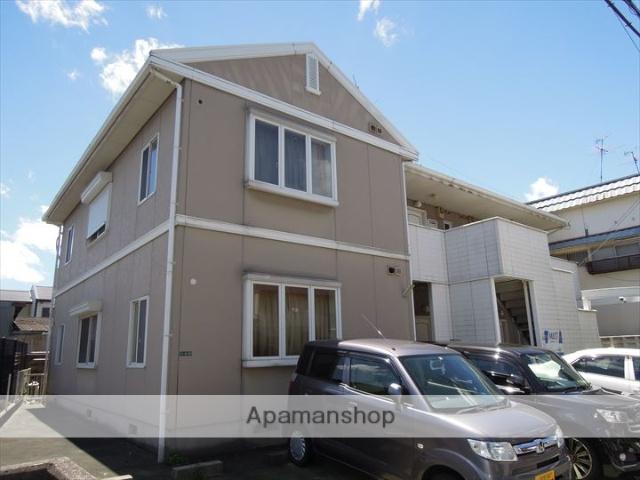 大阪府岸和田市、東岸和田駅徒歩28分の築27年 2階建の賃貸アパート