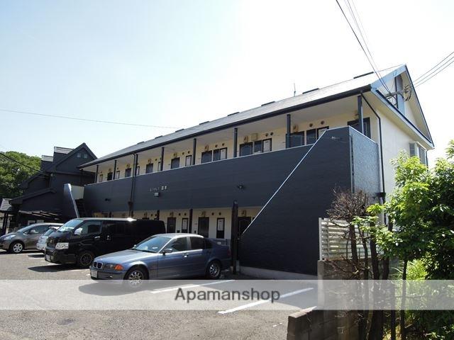 大阪府岸和田市、東岸和田駅徒歩27分の築25年 2階建の賃貸アパート