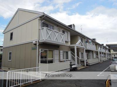 大阪府岸和田市、春木駅徒歩15分の築28年 2階建の賃貸アパート
