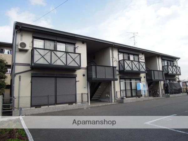 大阪府岸和田市、忠岡駅徒歩14分の築19年 2階建の賃貸アパート