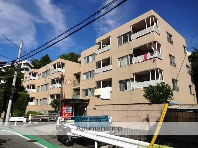 兵庫県西宮市、甲東園駅徒歩31分の築38年 3階建の賃貸マンション