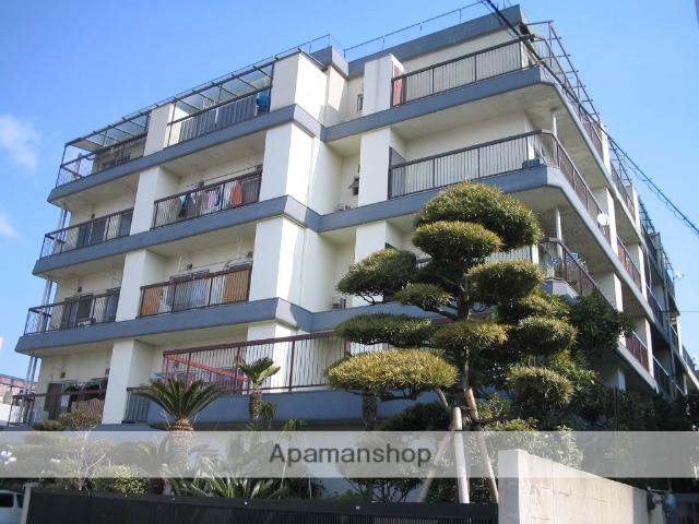 兵庫県西宮市、西宮駅徒歩14分の築44年 5階建の賃貸マンション