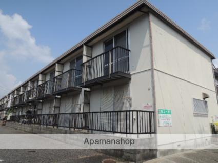 兵庫県尼崎市、塚口駅徒歩20分の築39年 2階建の賃貸アパート