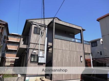 兵庫県神戸市東灘区、青木駅徒歩11分の築19年 2階建の賃貸アパート