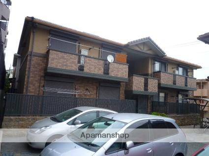 兵庫県西宮市、夙川駅徒歩24分の築13年 2階建の賃貸アパート