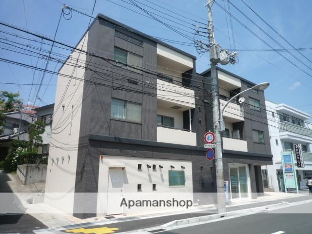 兵庫県西宮市、さくら夙川駅徒歩11分の築9年 3階建の賃貸マンション