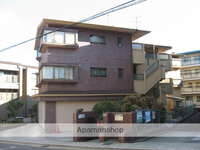 兵庫県西宮市、夙川駅徒歩27分の築27年 3階建の賃貸マンション