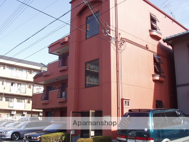 兵庫県西宮市、今津駅徒歩10分の築31年 3階建の賃貸マンション