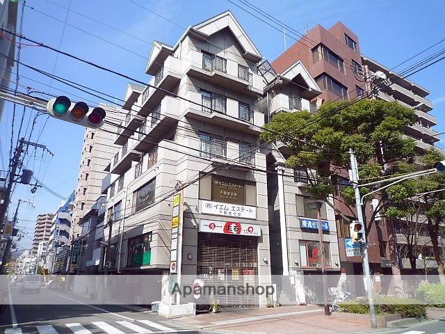 兵庫県西宮市、西宮駅徒歩15分の築25年 6階建の賃貸マンション