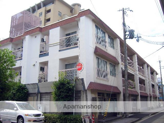 兵庫県西宮市、今津駅徒歩15分の築33年 3階建の賃貸マンション