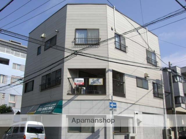 兵庫県西宮市、西宮駅徒歩15分の築42年 4階建の賃貸マンション