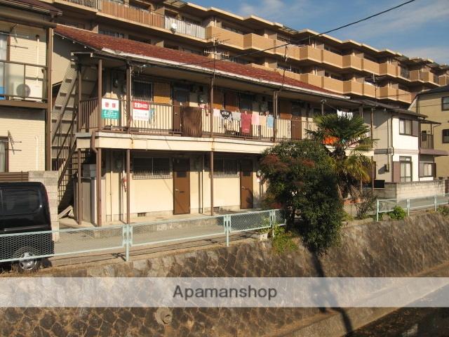 兵庫県西宮市、西宮駅徒歩22分の築45年 2階建の賃貸アパート