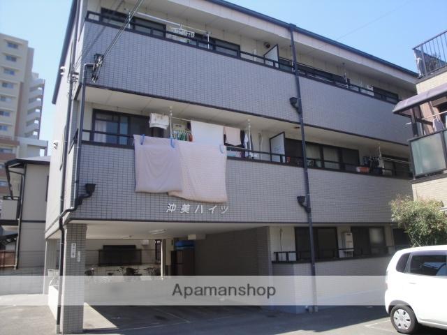 兵庫県西宮市、西宮駅徒歩16分の築20年 3階建の賃貸マンション