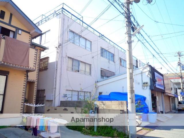 兵庫県西宮市、さくら夙川駅徒歩12分の築42年 3階建の賃貸マンション
