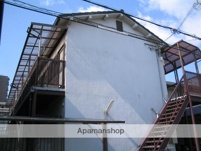兵庫県西宮市、甲子園口駅徒歩12分の築28年 2階建の賃貸アパート