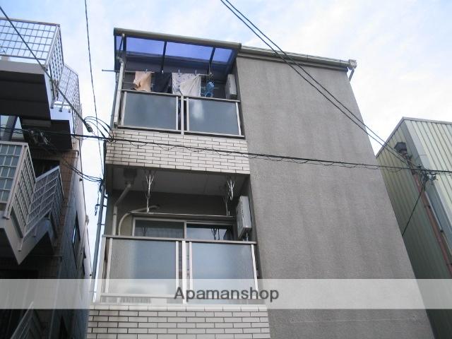 兵庫県西宮市、さくら夙川駅徒歩16分の築21年 3階建の賃貸マンション
