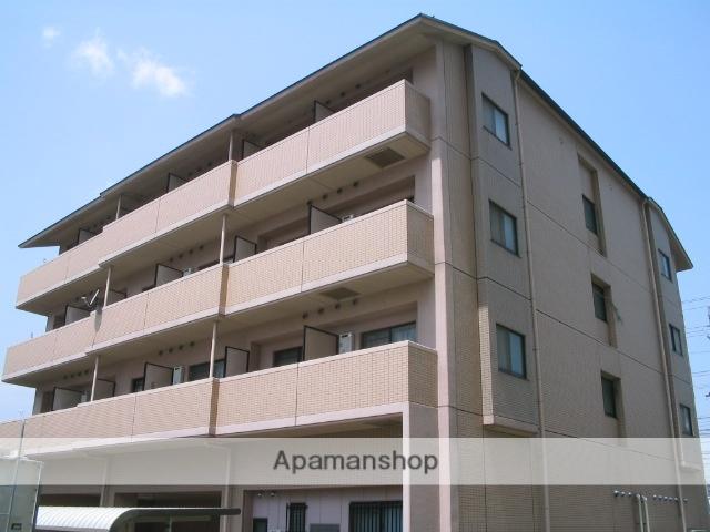 兵庫県西宮市、西宮駅徒歩6分の築20年 4階建の賃貸マンション
