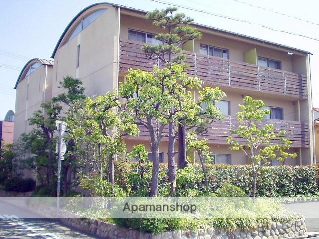 兵庫県西宮市、甲東園駅徒歩14分の築19年 3階建の賃貸マンション