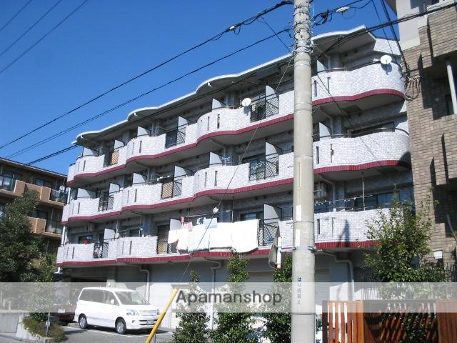兵庫県西宮市、西宮駅徒歩20分の築21年 4階建の賃貸マンション