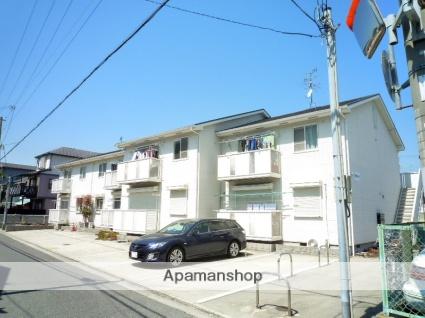 兵庫県西宮市、さくら夙川駅徒歩18分の築20年 2階建の賃貸アパート