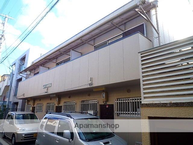 兵庫県西宮市、夙川駅徒歩16分の築35年 2階建の賃貸マンション