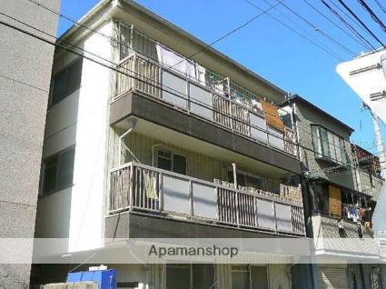 兵庫県西宮市、さくら夙川駅徒歩6分の築30年 3階建の賃貸マンション