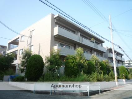 兵庫県西宮市、夙川駅徒歩21分の築22年 3階建の賃貸マンション