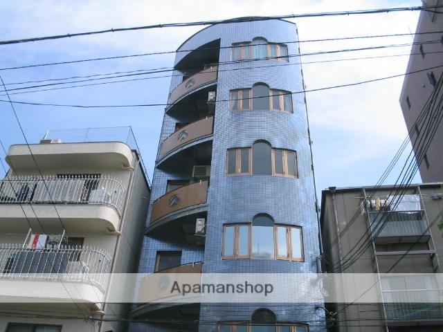兵庫県西宮市、西宮駅徒歩12分の築28年 6階建の賃貸マンション