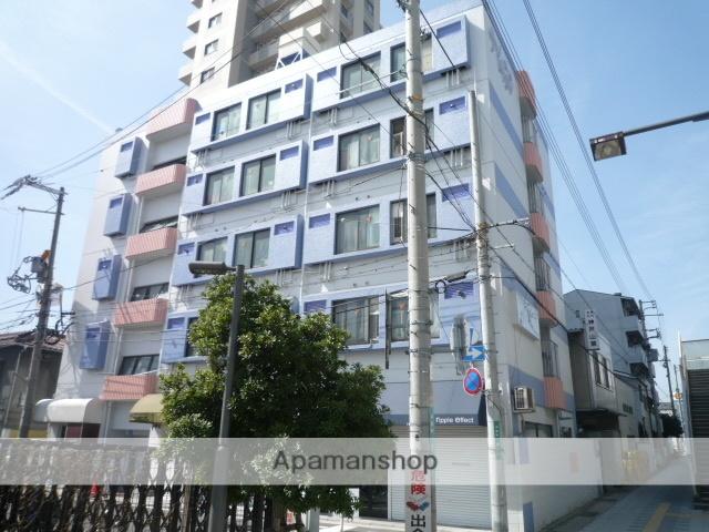 兵庫県西宮市、さくら夙川駅徒歩14分の築39年 5階建の賃貸マンション