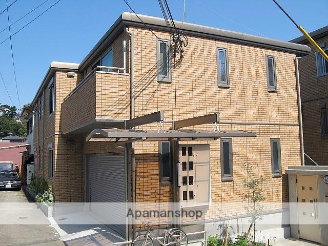 兵庫県西宮市、夙川駅徒歩32分の築11年 2階建の賃貸マンション