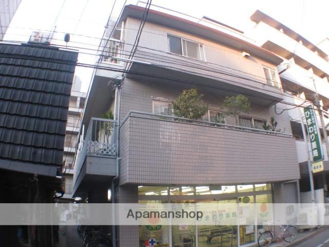 兵庫県西宮市、西宮駅徒歩12分の築32年 3階建の賃貸マンション