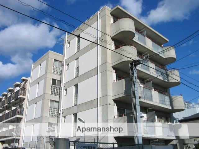 兵庫県西宮市、甲子園口駅徒歩2分の築29年 5階建の賃貸マンション