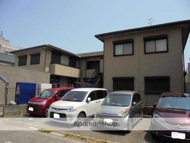 兵庫県芦屋市、芦屋駅徒歩17分の築20年 2階建の賃貸マンション