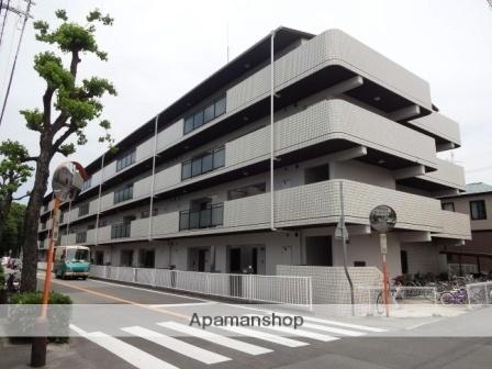 兵庫県尼崎市、猪名寺駅徒歩10分の築28年 4階建の賃貸マンション