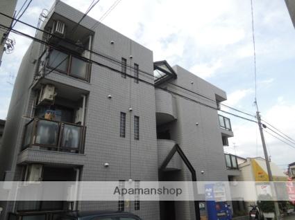兵庫県尼崎市、猪名寺駅徒歩20分の築26年 3階建の賃貸マンション