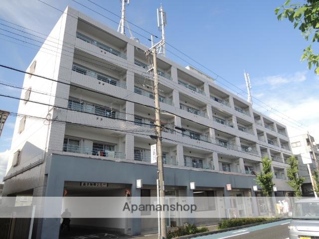 兵庫県尼崎市、塚口駅徒歩15分の築28年 5階建の賃貸マンション