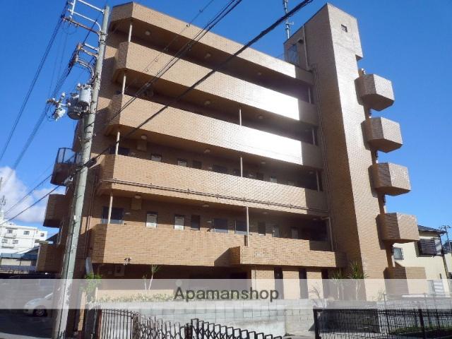 兵庫県芦屋市、芦屋駅徒歩13分の築27年 5階建の賃貸マンション