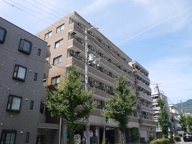 兵庫県神戸市東灘区、御影駅徒歩9分の築12年 6階建の賃貸マンション