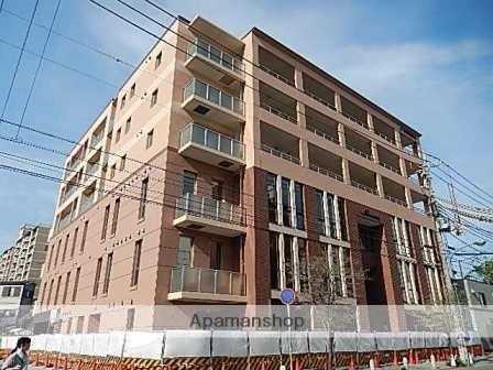 兵庫県西宮市、西宮駅徒歩2分の新築 6階建の賃貸マンション
