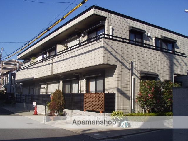 兵庫県西宮市、さくら夙川駅徒歩6分の築20年 2階建の賃貸アパート