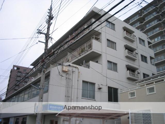 兵庫県西宮市、さくら夙川駅徒歩8分の築34年 5階建の賃貸マンション