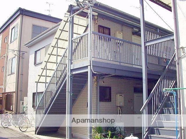 兵庫県尼崎市、塚口駅徒歩11分の築20年 2階建の賃貸アパート