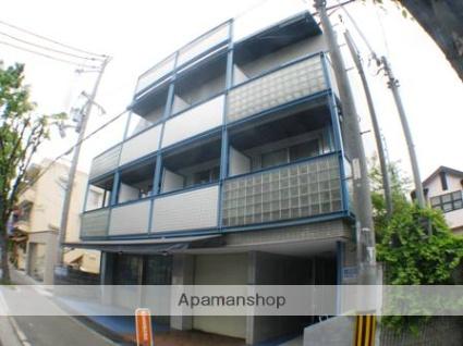 兵庫県西宮市、鳴尾駅徒歩7分の築28年 3階建の賃貸マンション