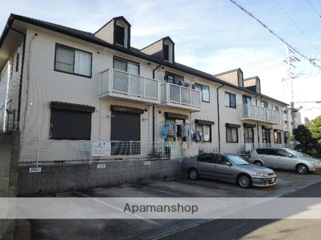 兵庫県伊丹市、猪名寺駅徒歩15分の築29年 2階建の賃貸アパート