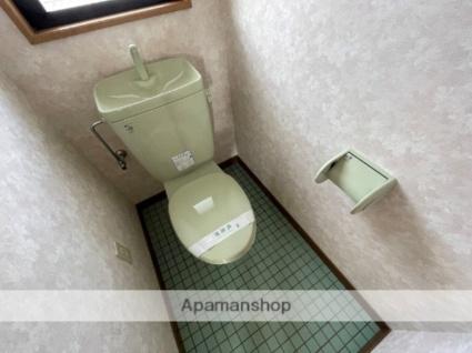 ハピネス2000[2LDK/51m2]のトイレ