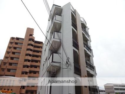 兵庫県神戸市東灘区、六甲道駅徒歩18分の築45年 6階建の賃貸マンション